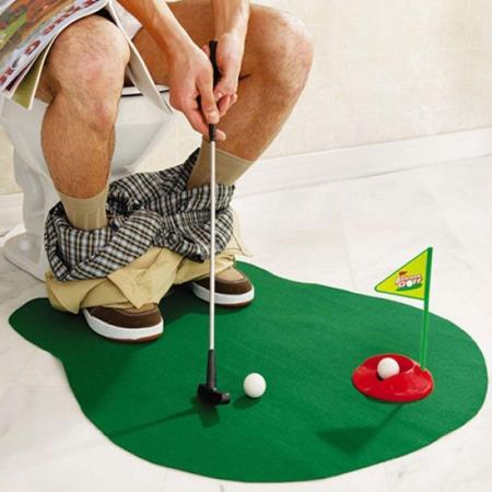 Phantom Golf Defecator Strikes Again