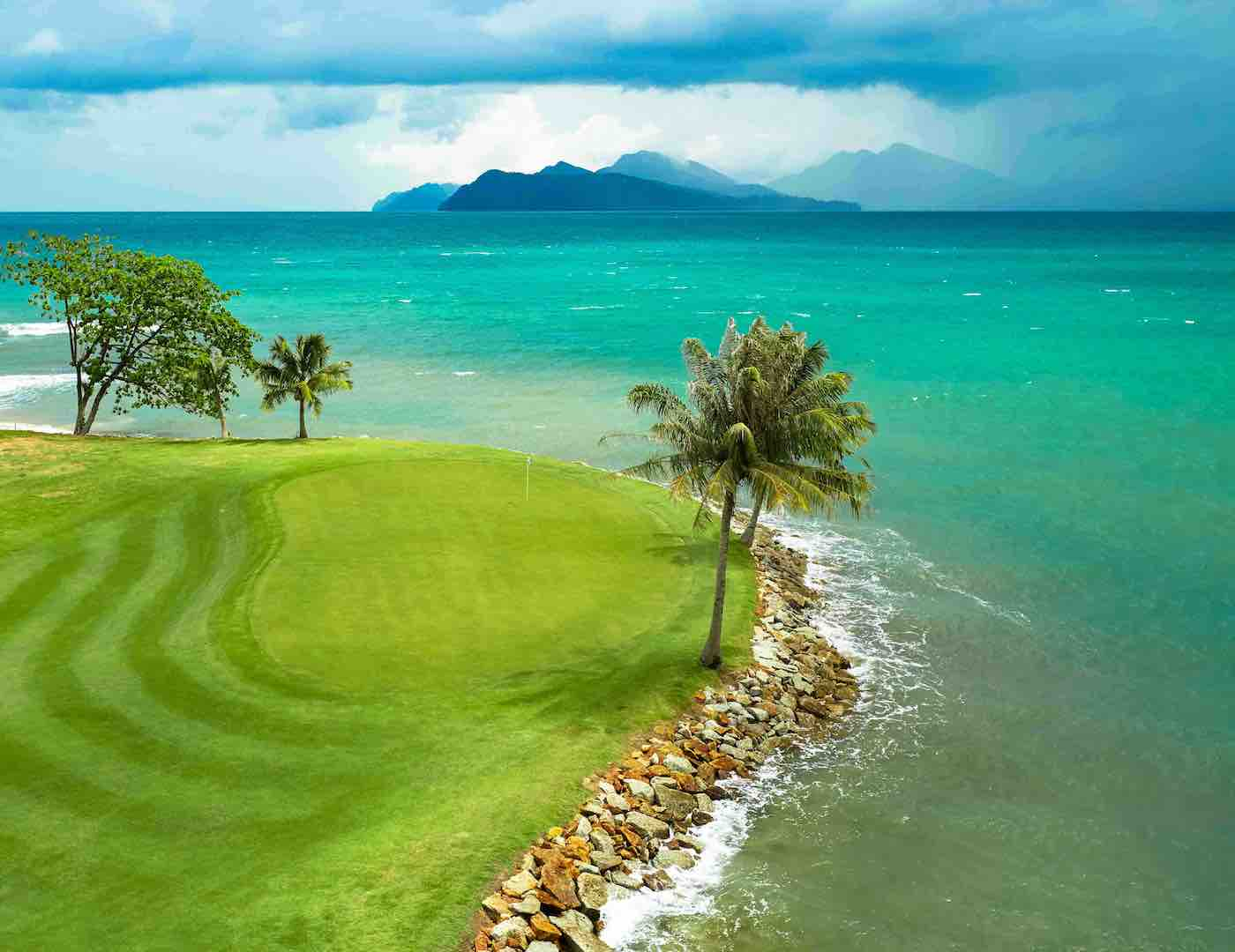GolfPorn special from the Els Club Teluk Datai