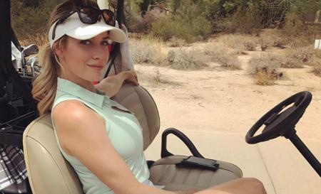 Why Paige Spiranac hates golf