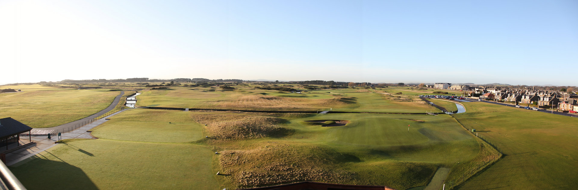 Carnoustie Tee Times now available for 2018