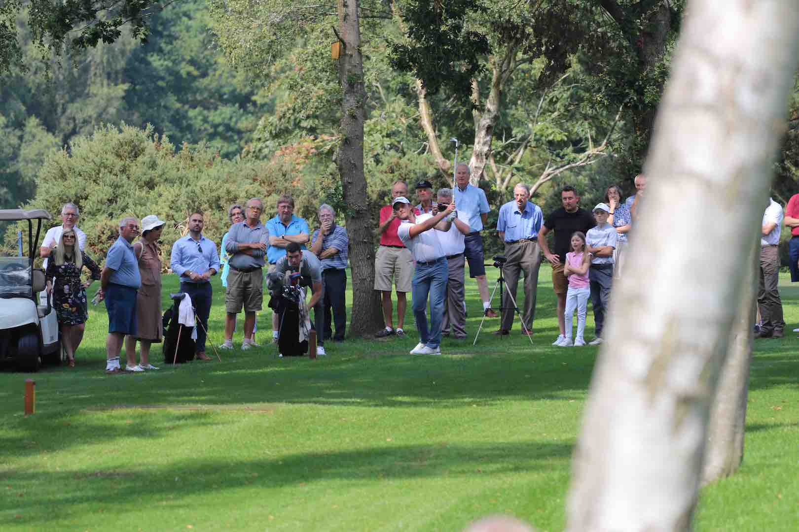 Frilford Heath launch 6-hole course