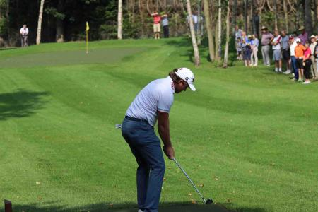 Frilford Heath launch 6-hole course