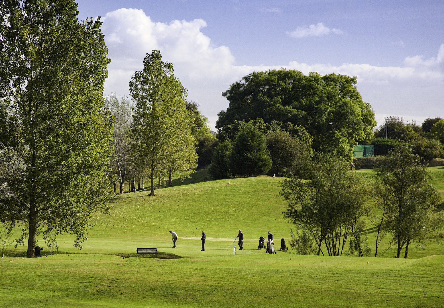 Police scrambled as gun shots fired at Welsh golf club