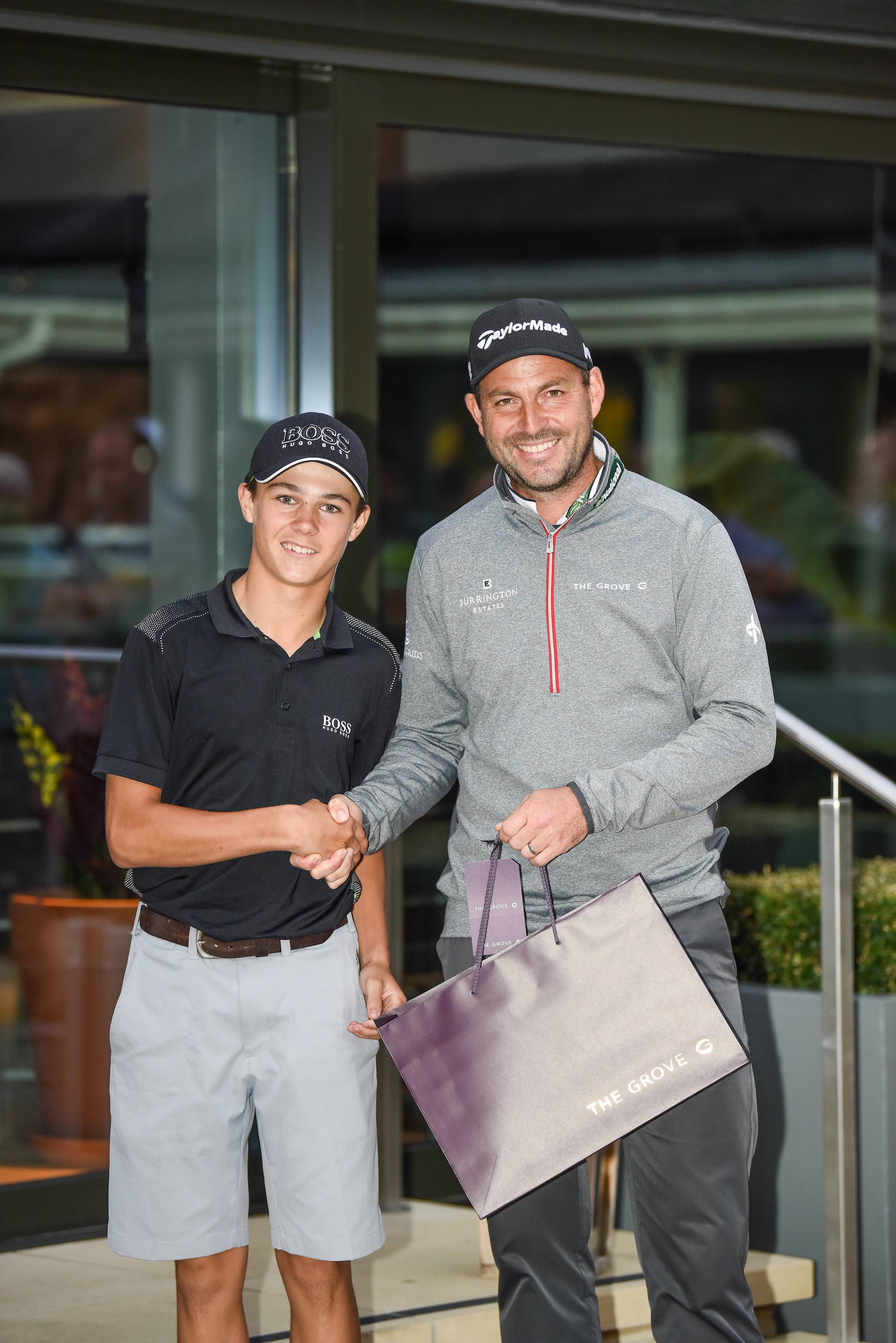 The Grove hosts inaugural Junior Open