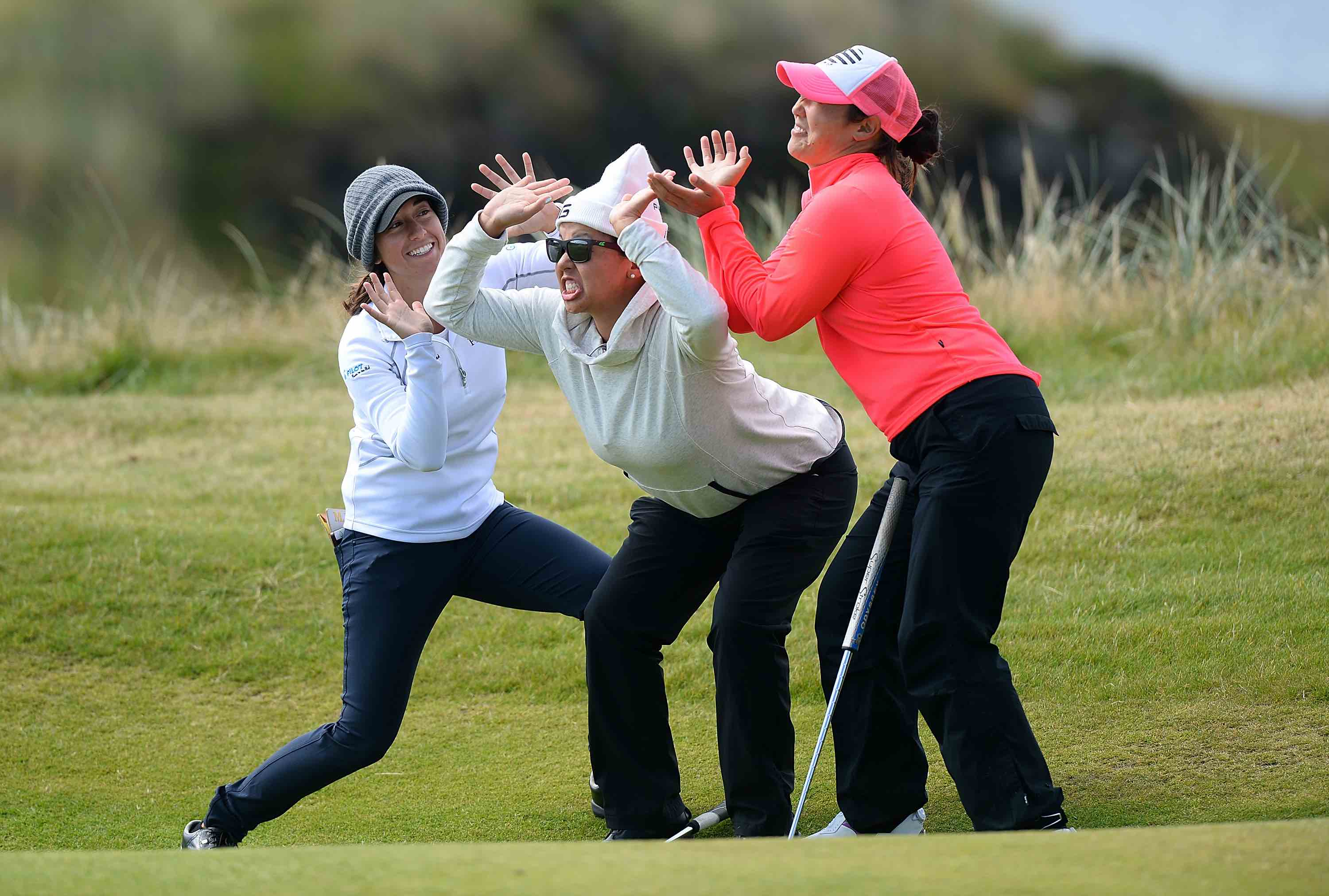 Ricoh Women's British Open Tee Times