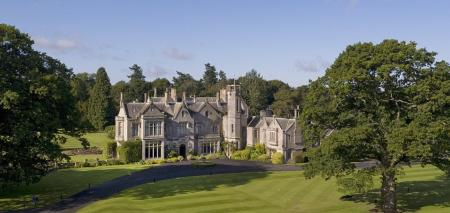 Roxburghe hotel and golf club