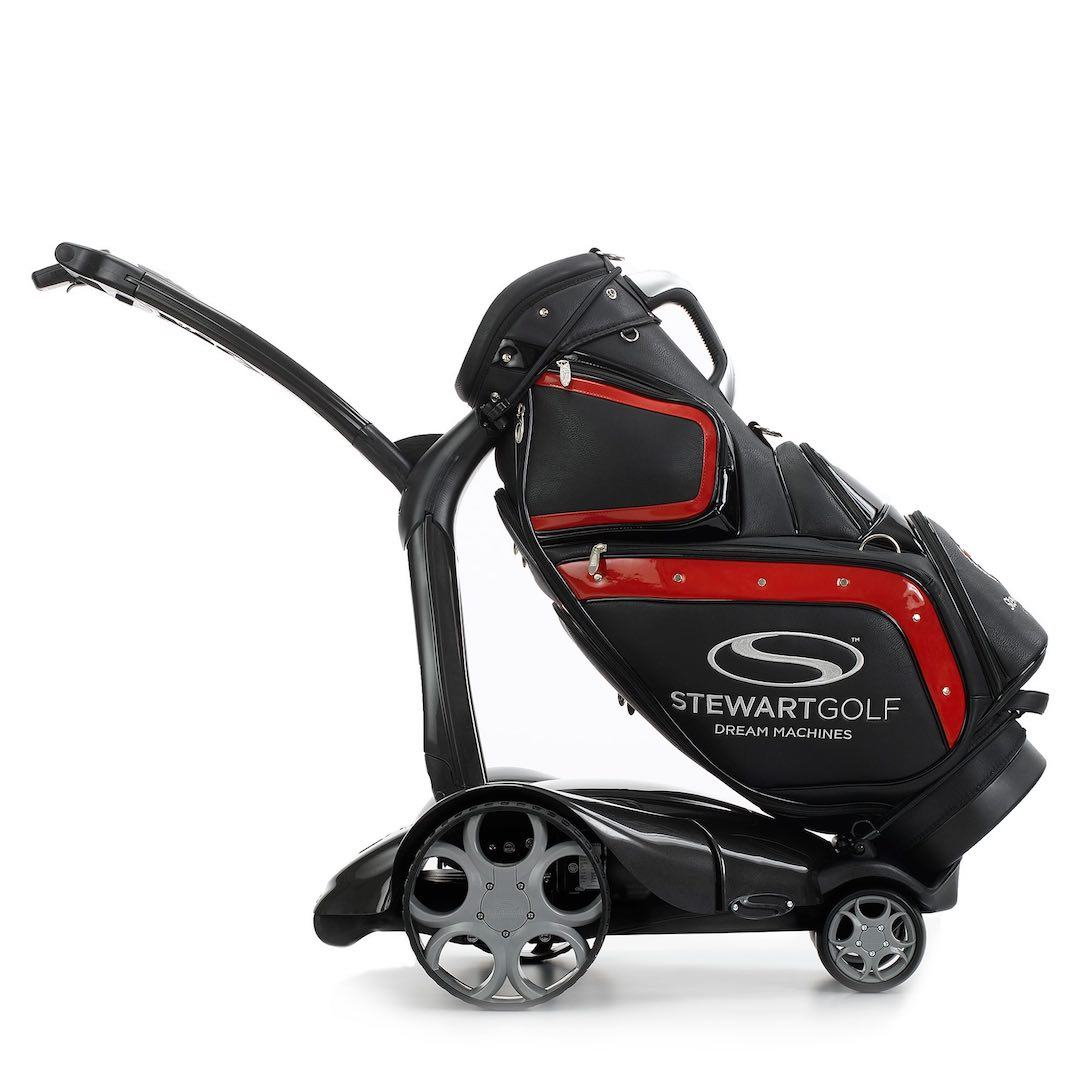 Stewart Golf Free Bag offer