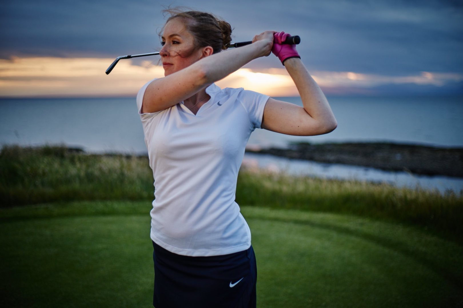 TRENDYGOLF adds the feminine touch