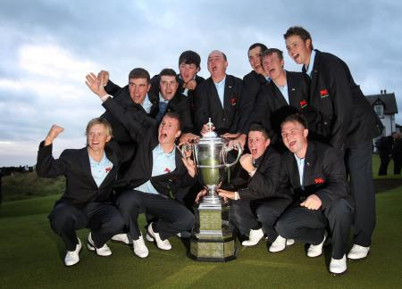 Walker Cup pictures through the ages