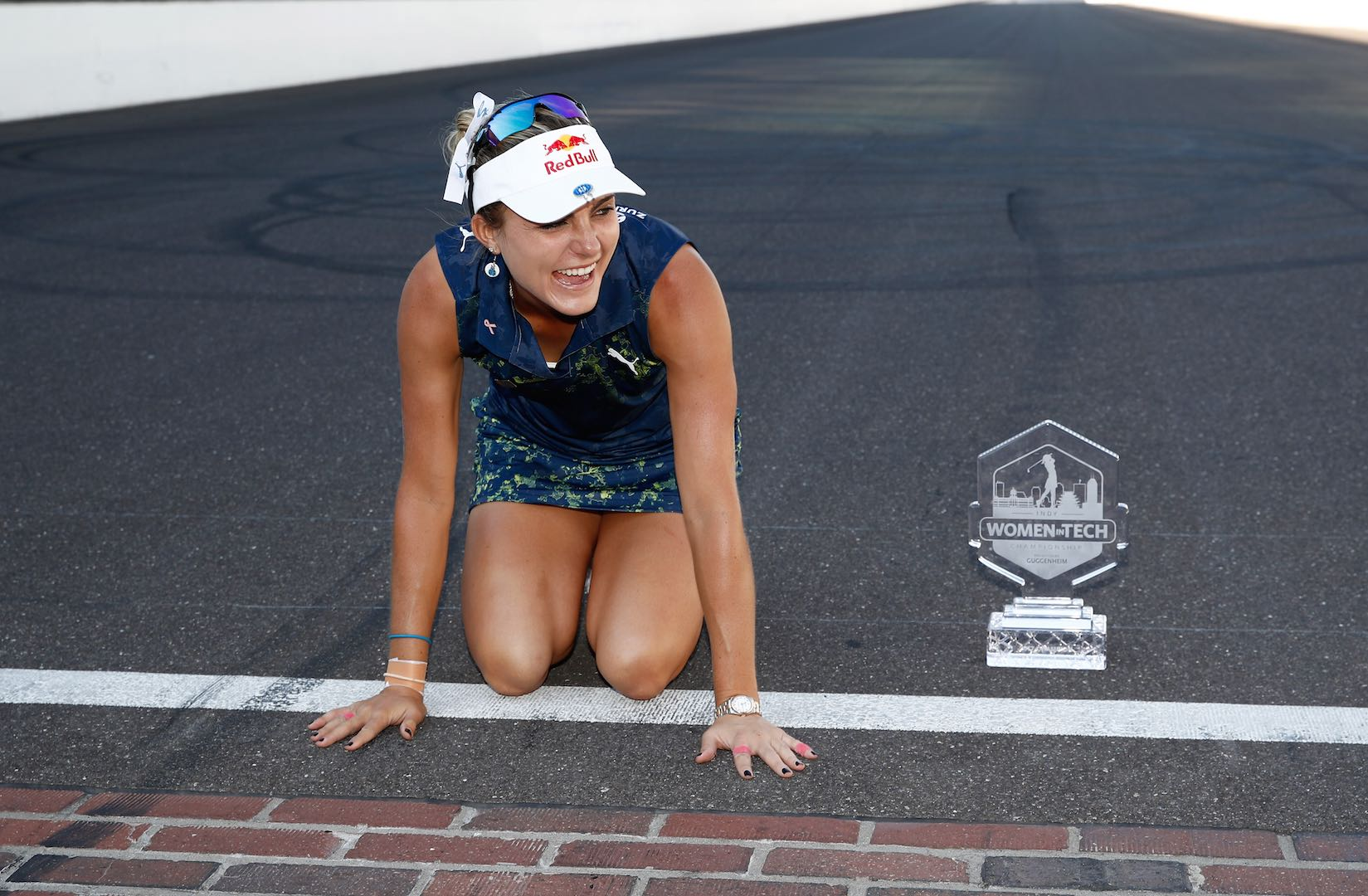 Lexi Thompson wins Indy Women In Tech