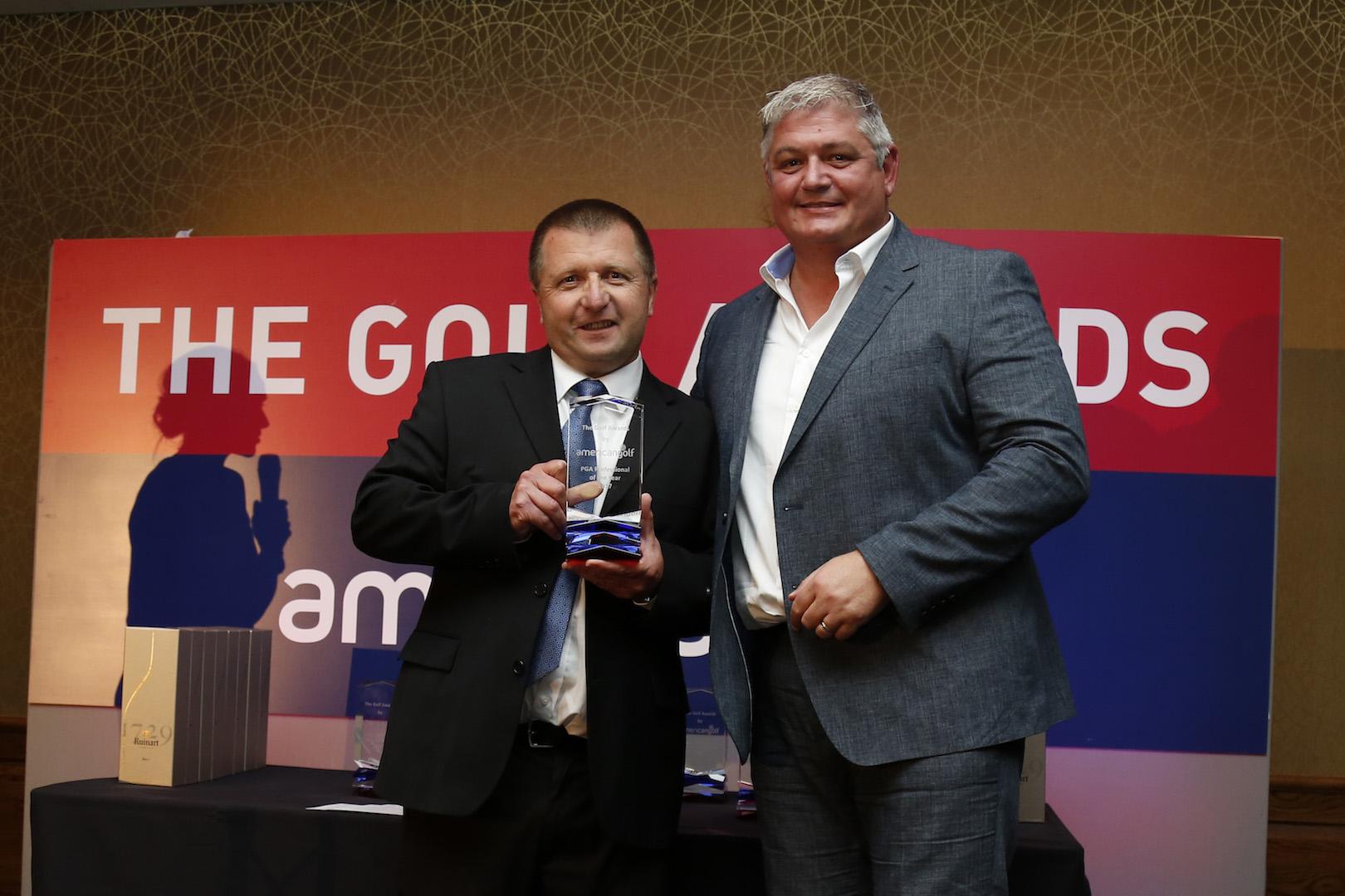 American Golf Awards celebrate the Best of British