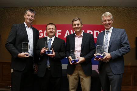 American Golf Awards celebrate the Best of British