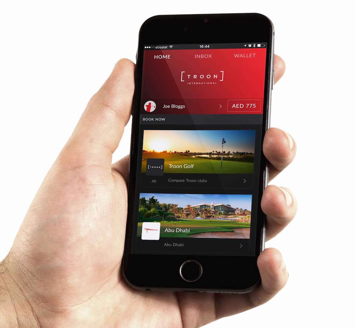 Troon international releases new App and wesbite