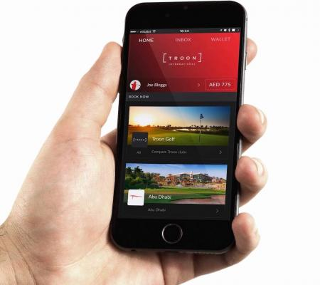 Troon International App