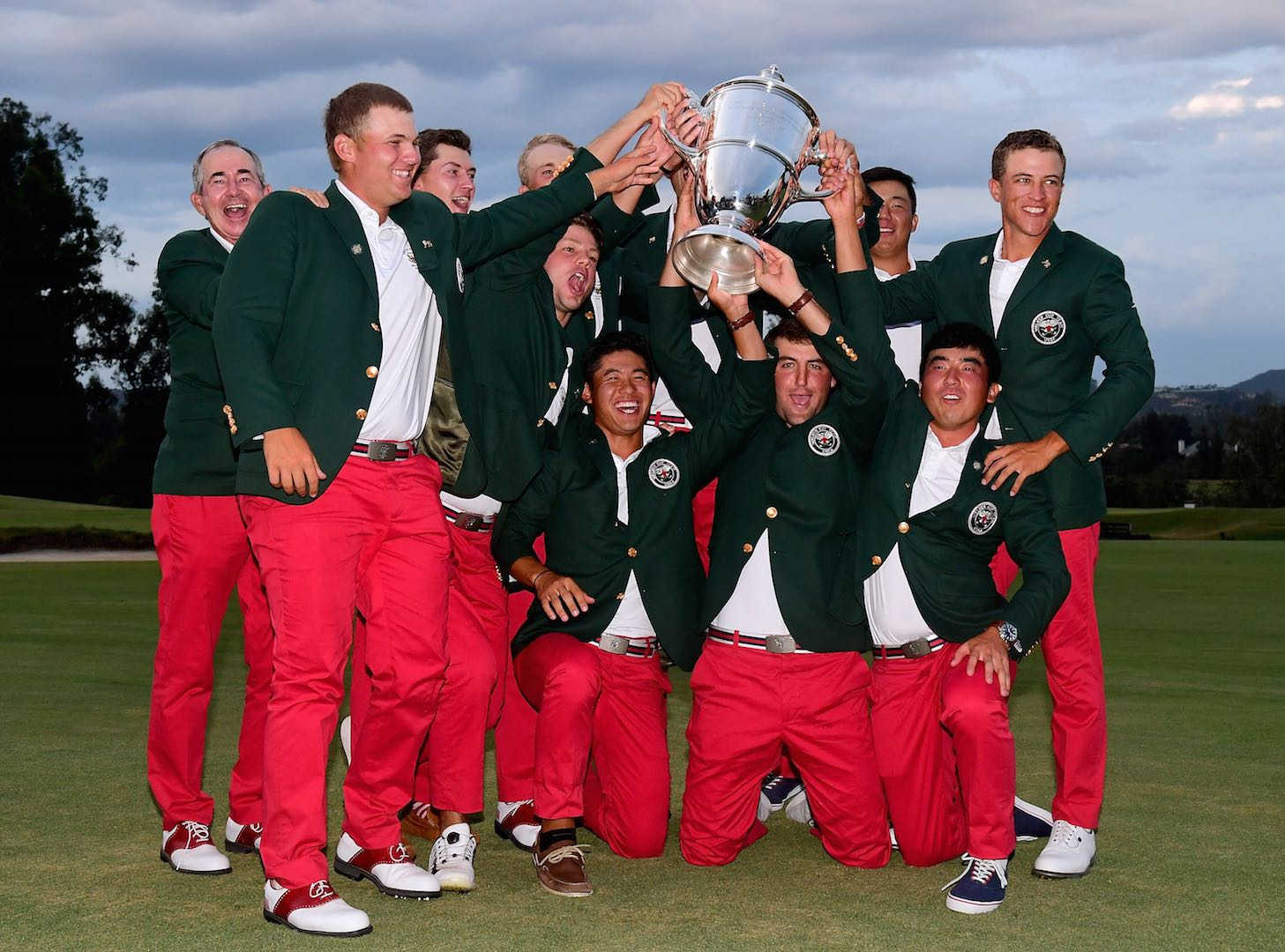 United States  delivers dominating performance, wins Walker Cup, 19-7