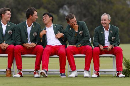 USA cruise to Walker Cup win over GB& Ireland