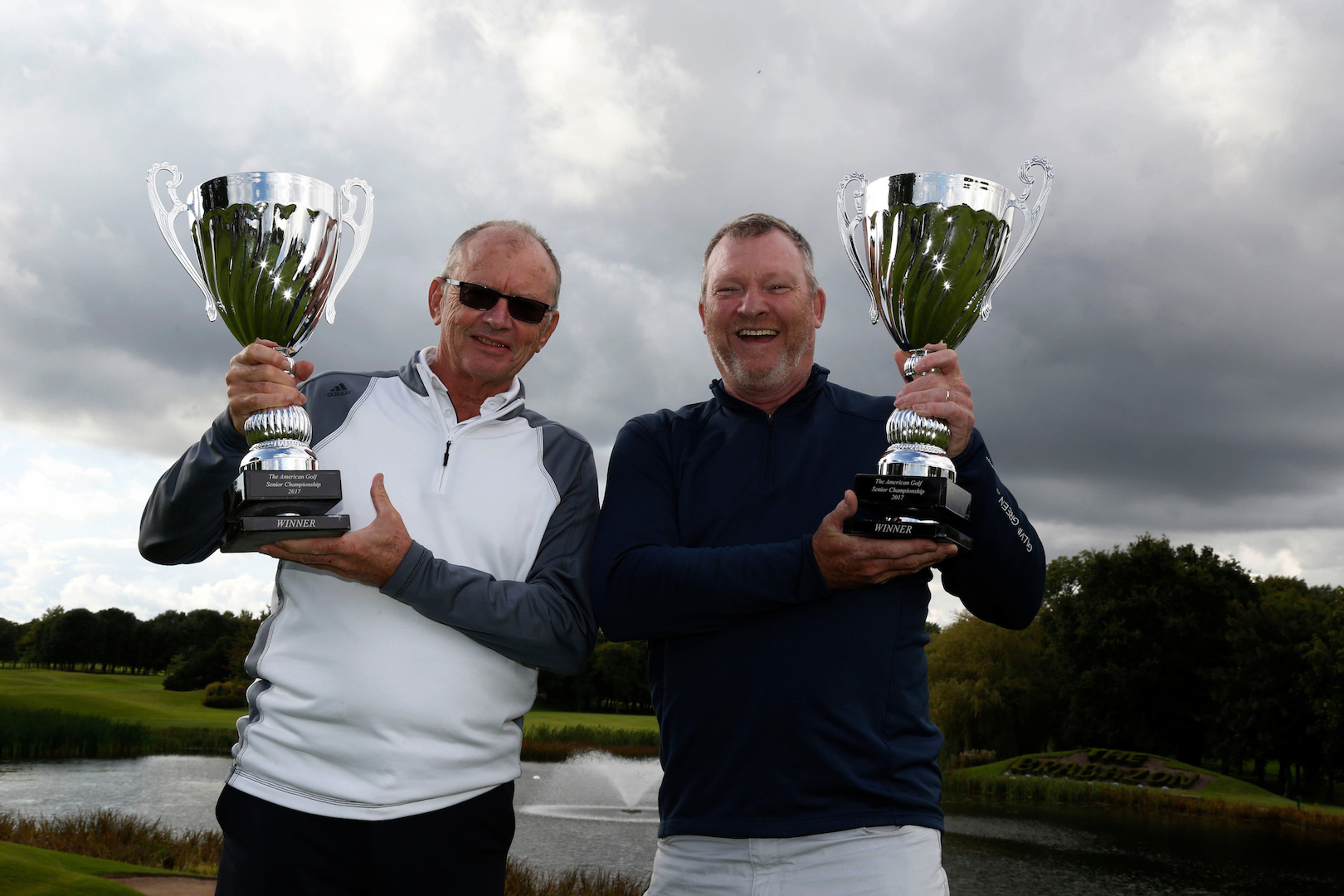 American Golf Crowns Champions