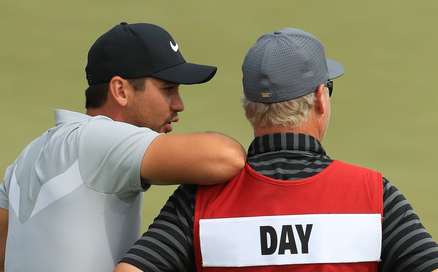 FedeX Cup Jason Day replaces Col Swatton