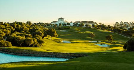 Golfing in Andalusia