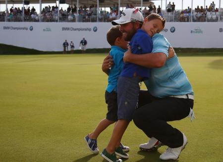 Fedex Cup – Leishman goes wire to wire