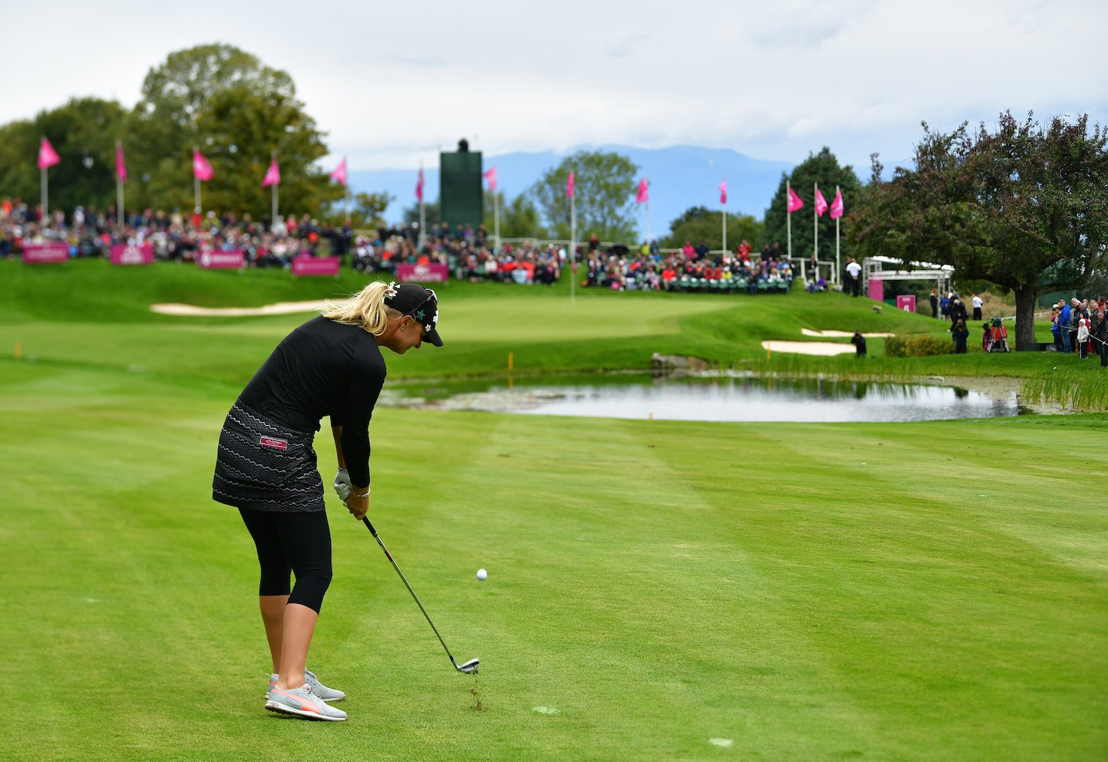 Anna Nordqvist claims major glory after Evian Championship play-off