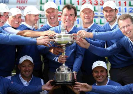 Victory for GB&I in the 28th PGA Cup