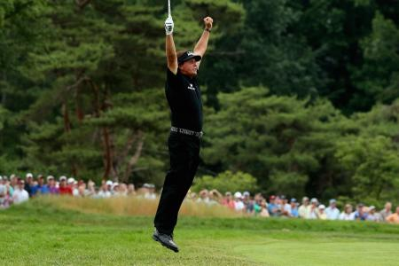 FedEx Cup – Phil Mickelson's Best Ever Escapes