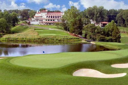 Congressional to host 2036 Ryder Cup