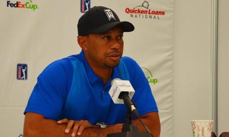 Tiger Wood's tournament struggles to find title sponsor