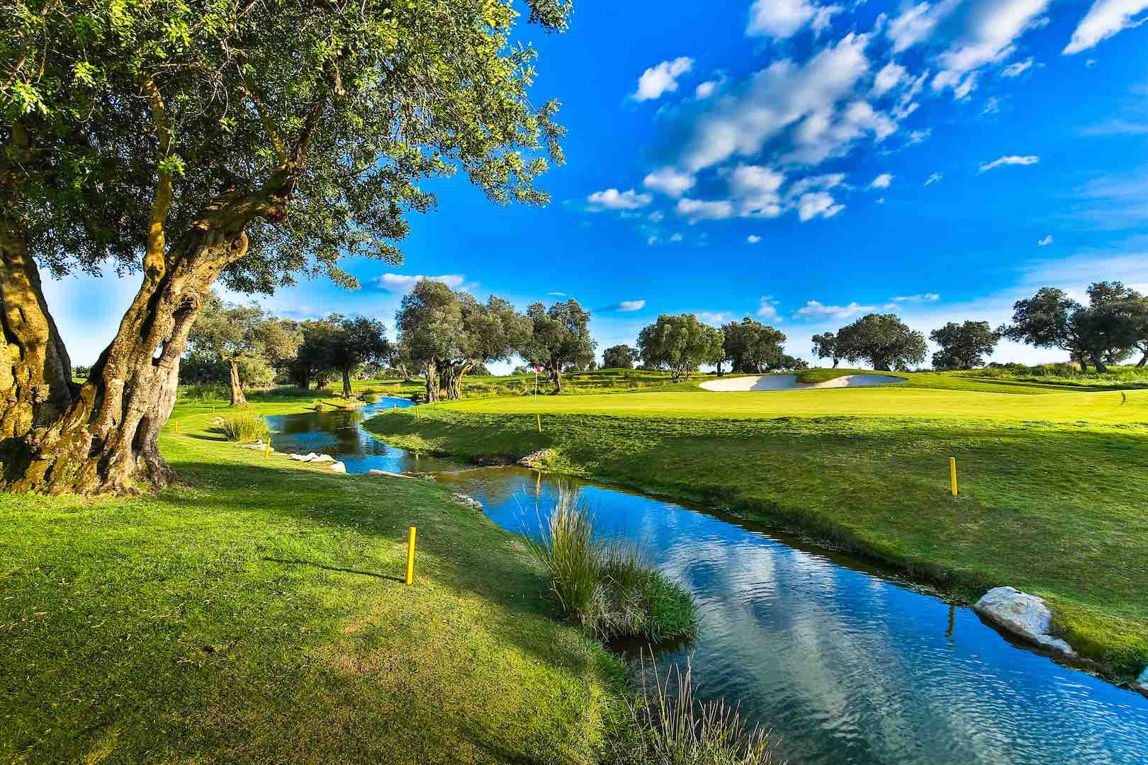 Golfing in the Eastern Algarve