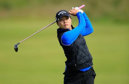 Ricoh Women's British Open First Round Recap