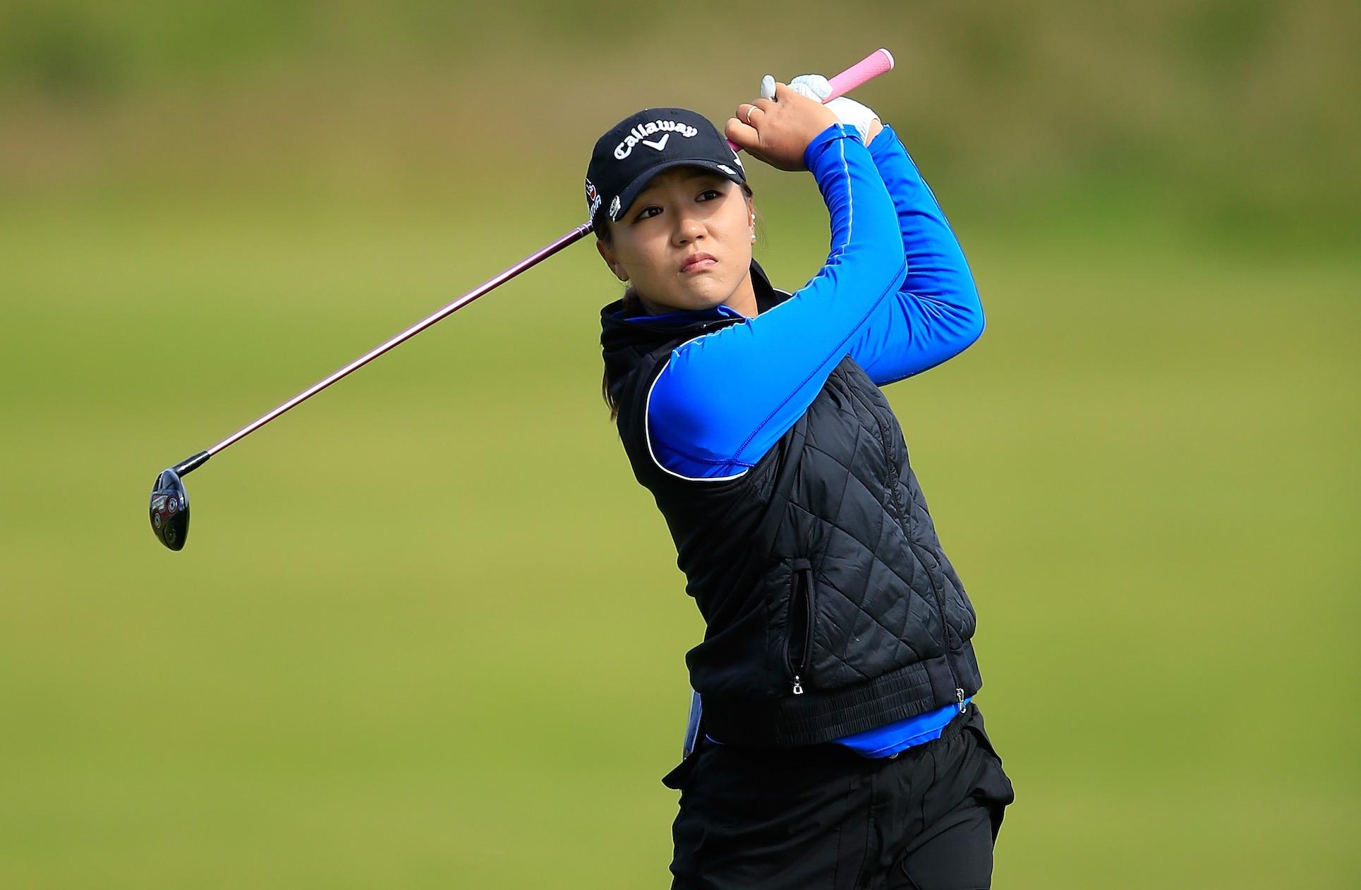 Ricoh Women's British Open First Round Recap