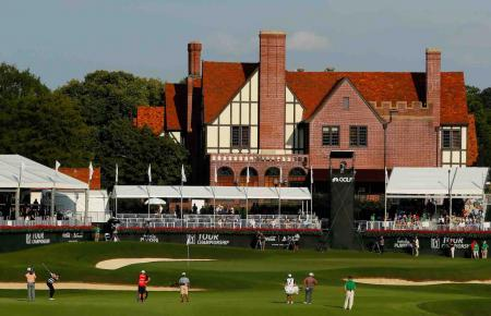 Tour Championship Round 4 tee times and pairings