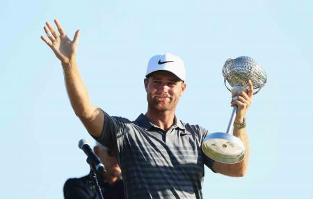 Lucas Bjerregaard secures maiden European Tour win