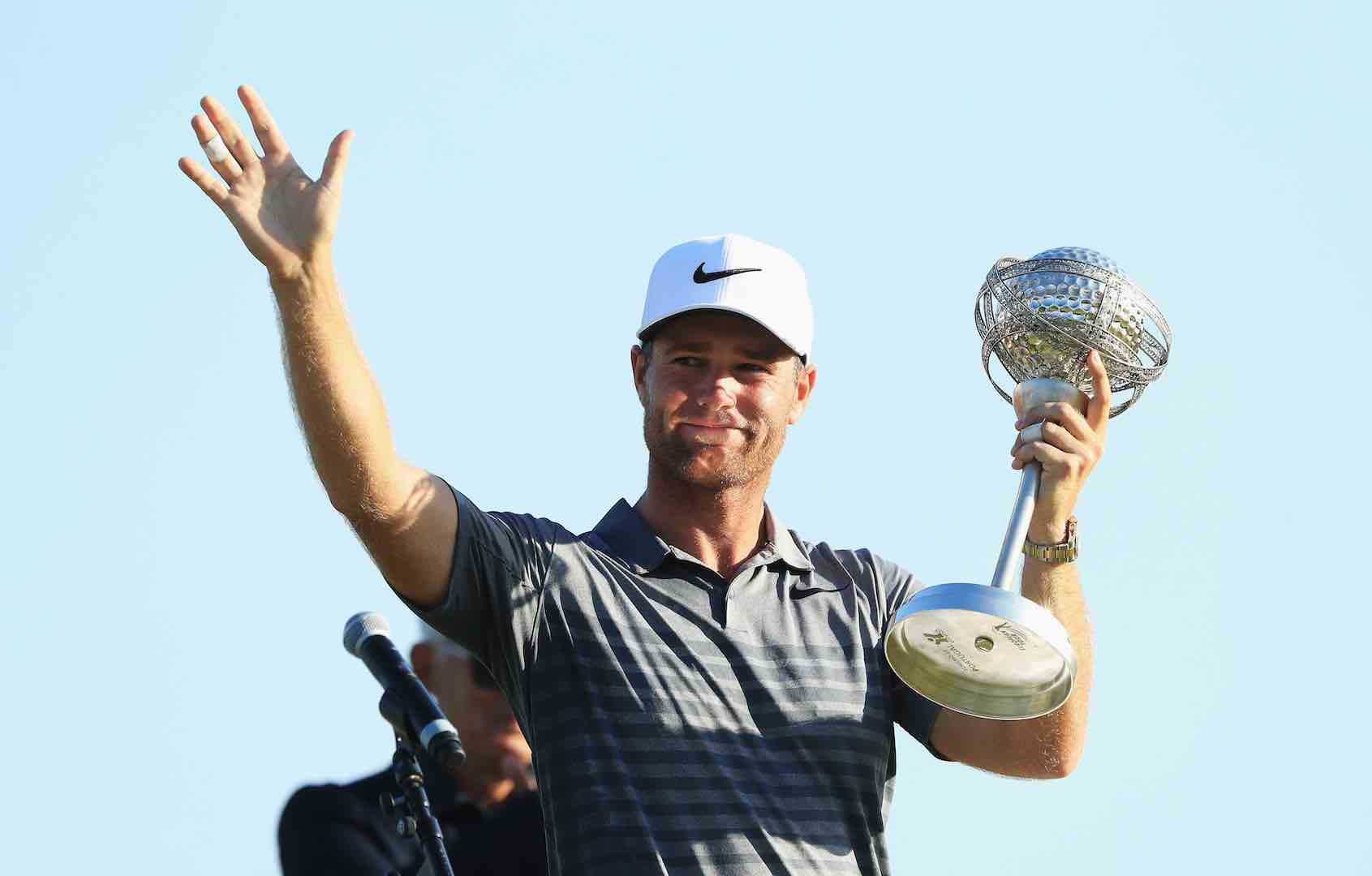 Lucas Bjerregaard secures maiden European Tour win