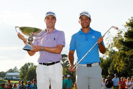 FedEx Cup – Justin Thomas lands $10million prize