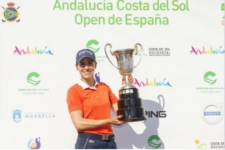 Azhara Muñoz retains her title