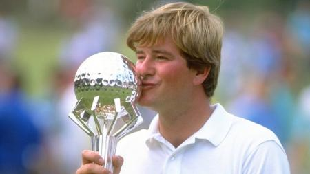 1993 British Masters winner Peter Baker revisits his triumph