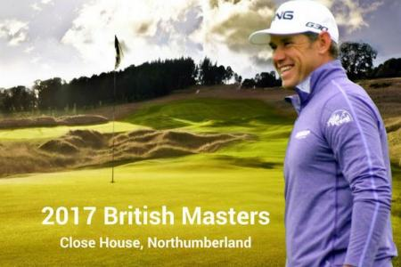 British Masters tee times and pairings