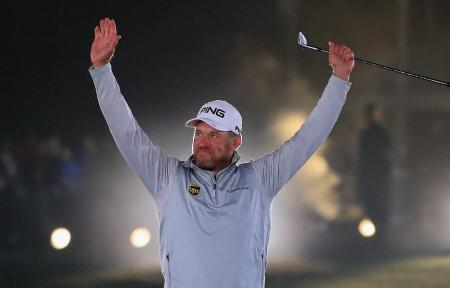 Lee Westwood victorious at Hero's Challenge