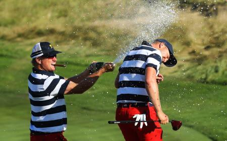 Presidents Cup – USA wins again