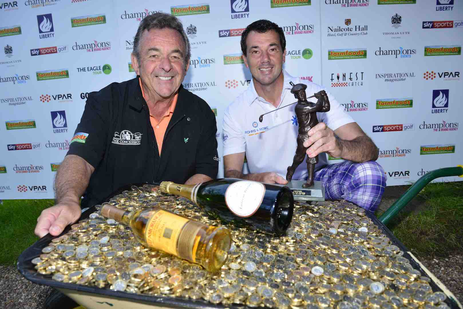 Farmfoods British Par 3 Championship winner