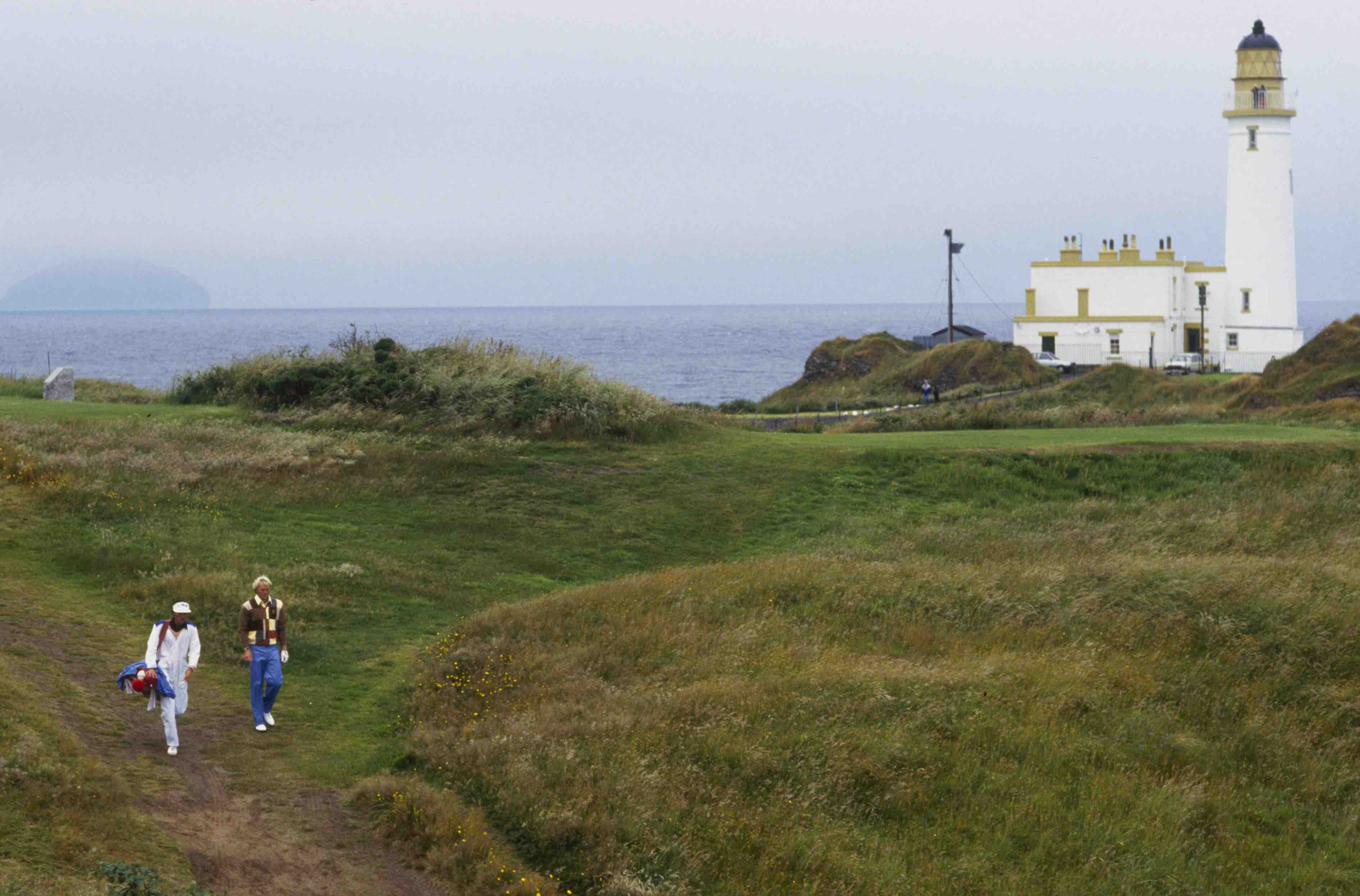 How Turnberry was essential during the Wars