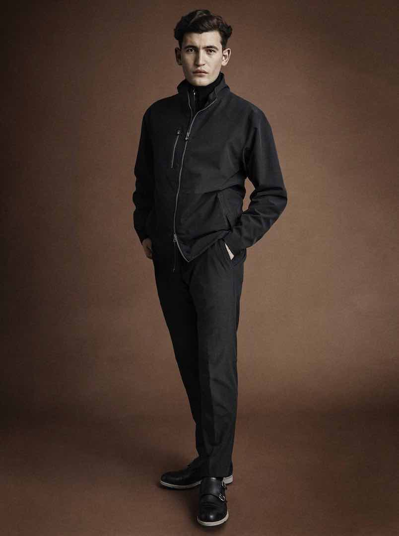 Oscar Jacobson's Autumn Winter 2017 collection launches
