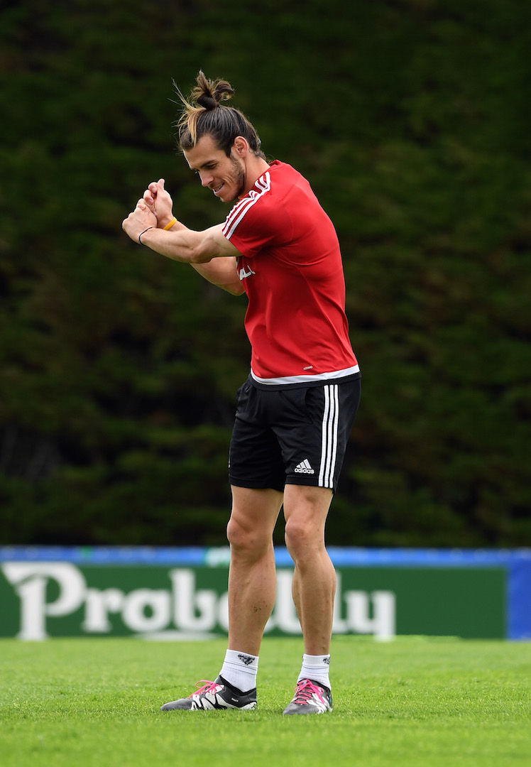Gareth Bale injury problems blamed on his love of golf