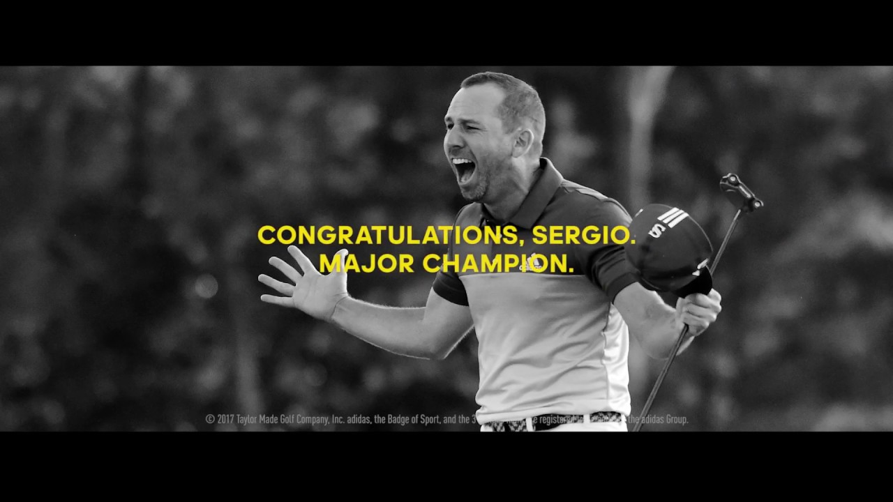 Sergio Garcia leaves TaylorMade