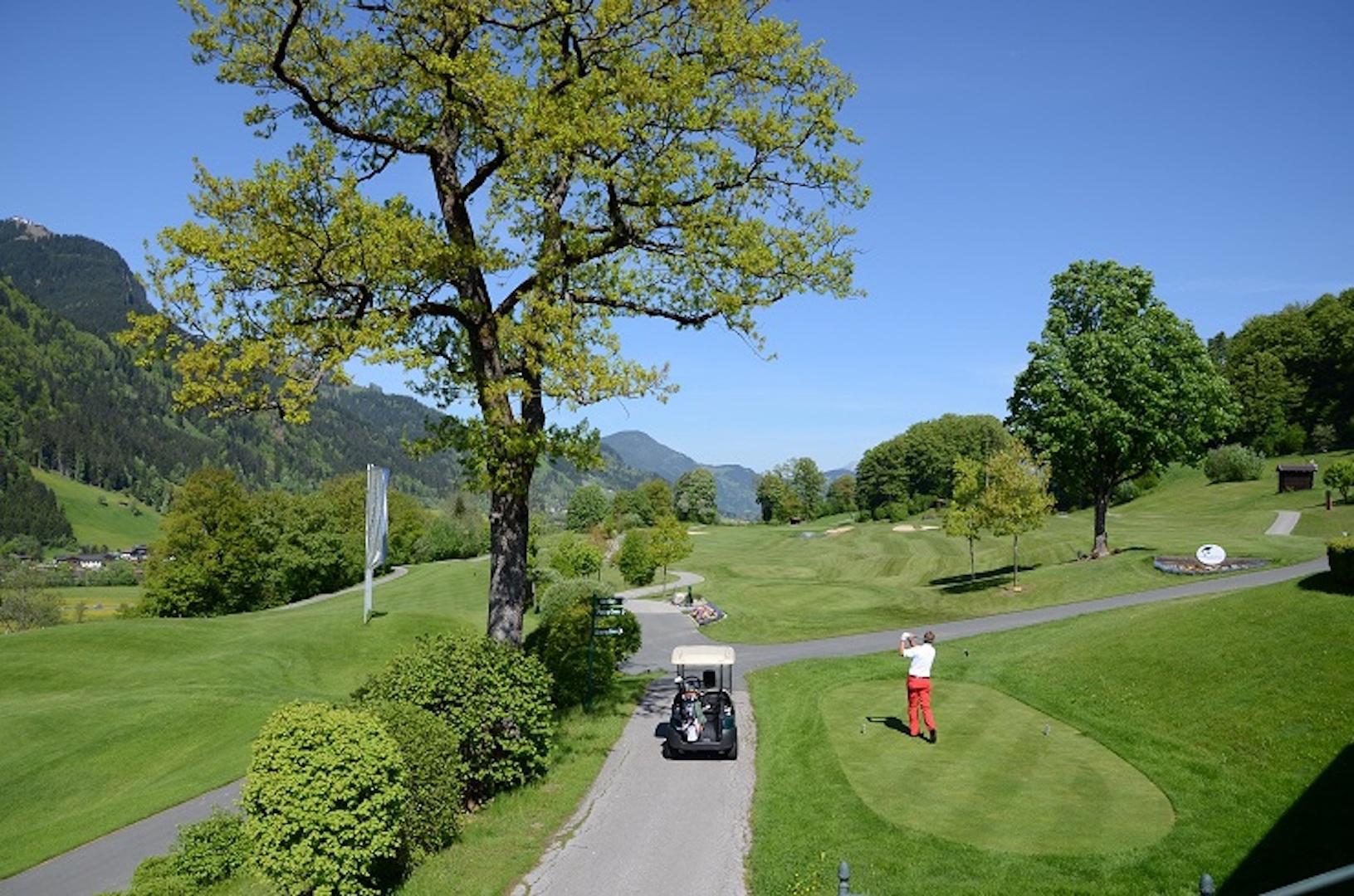 Eichenheim Golf Club is hitting new heights