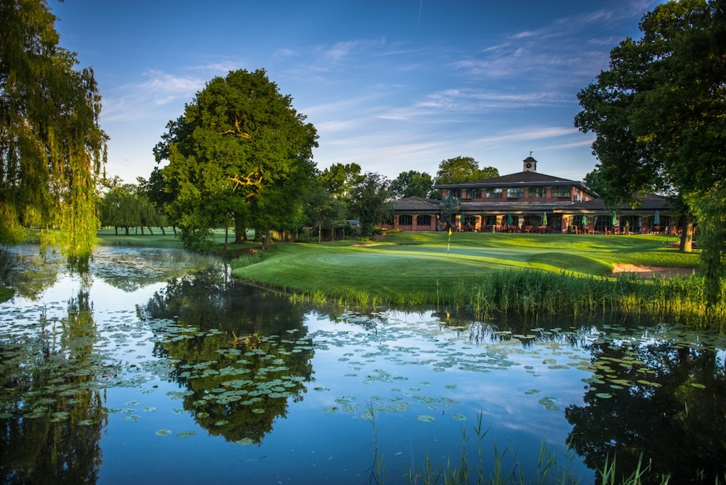 GolfPorn: Branston Golf and Country Club