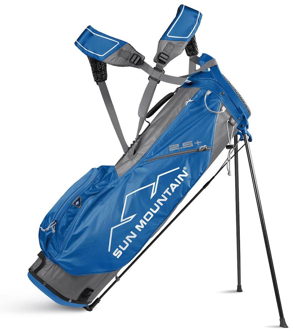 Sun Mountain introduce biggest ever bag range yet