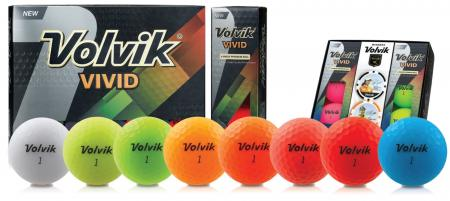 Volvik coloured balls hit the million mark in the UK